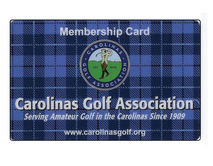 Carolina's GHIN Support