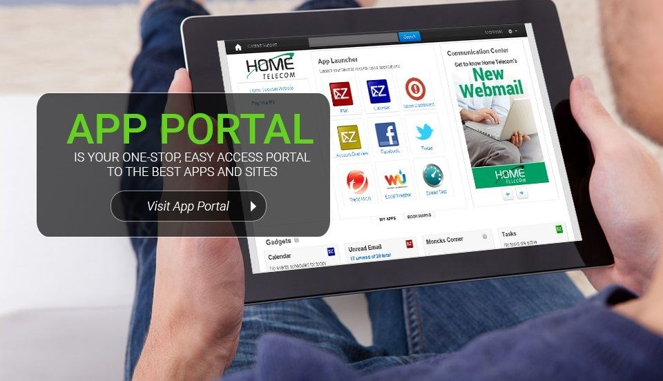 App Portal is your one stop, easy access portal to the best apps and sites