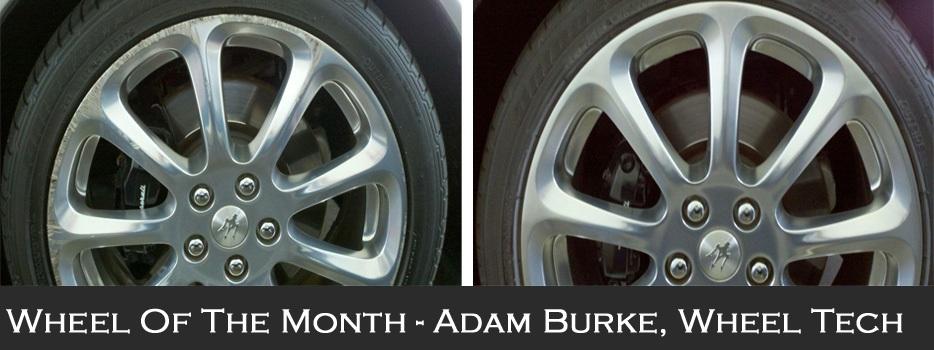 Wheel of the Month, Adam Burke, Wheel Tech