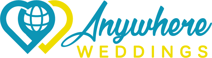 Anywhere Weddign Logo