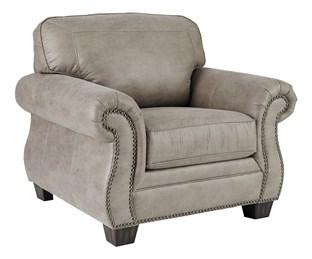 Olsberg Upholstered Chair Steel