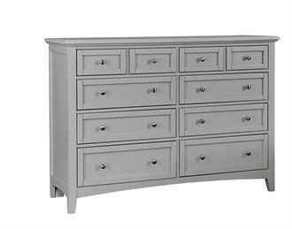 Bonanza 8 Drawer Triple Dresser
