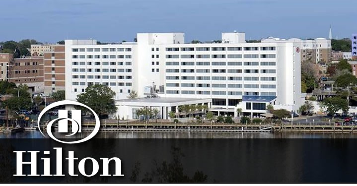 We Keep Wilmington Hilton Riverside Clean...