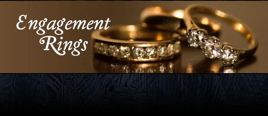Engagement Rings at Albert F. Rhodes Jewelers