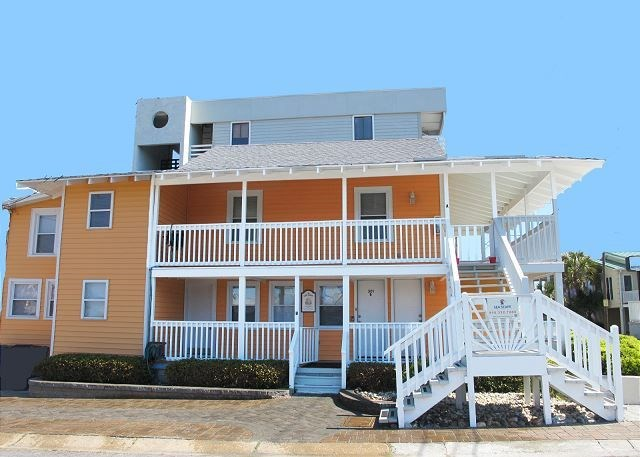 Vacation Rental | Surf Shack Unit A