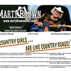 Marty Brown and Jimmy Yeary 'Country Girls'
