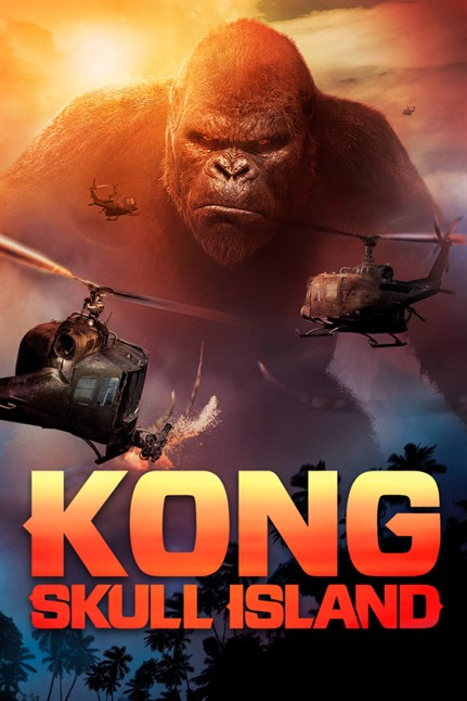 Watch the trailer for Kong: Skull Island - Now Playing on Demand