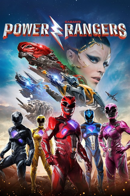 Watch the trailer for Power Rangers - Now Playing on Demand