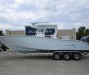 2018 Cape Horn 31T Ice Blue ##UNKNOWN_VALUE## Boat