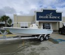 2018 Key West 210 BR Ice Blue All Boat
