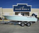 2018 Key West 203 FS Sea Foam Green ##UNKNOWN_VALUE## Boat
