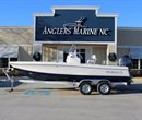 2018 Robalo R206 Cayman Navy Bottom ##UNKNOWN_VALUE## Boat