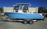 2017 Sea Fox 246 Commander Gulf Shores Blue