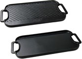 Man Law Cast Iron Grill/Griddle