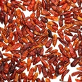 African Birdseye Chiles, Dried