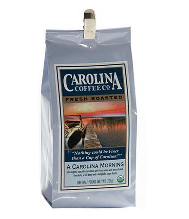 Carolina Coffee A Carolina Morning Swiss Water Decaf