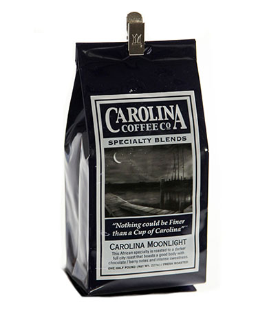 Carolina Coffee Carolina Moonlight Blend