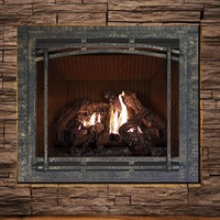 Ambiance Fireplace Intrigue