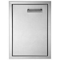 Delta Heat Vertical access door