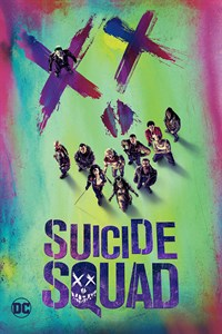 Suicide Squad - Now Playing on Demand