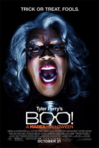 Boo! A Madea Halloween - Now Playing on Demand