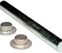 SHAFT-4IN ROLLER 1/2IN X 5-1/