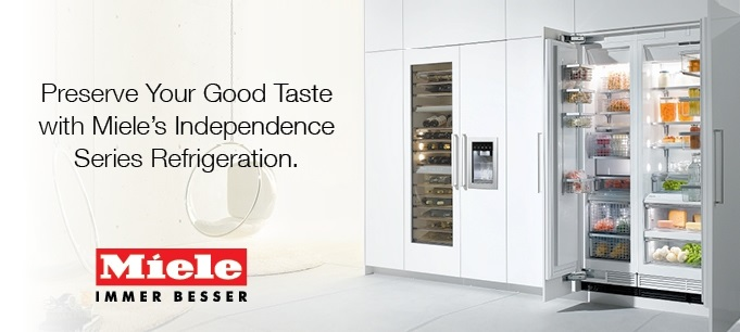 Miele Independence Series Refrigeration