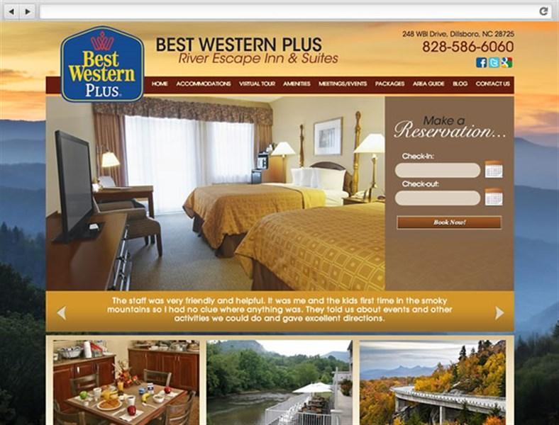 Best Western RiverEscape