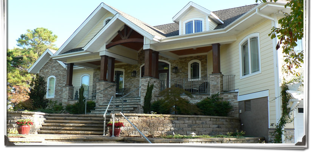 Custom built homes will thornton custom built homes for Custom built house