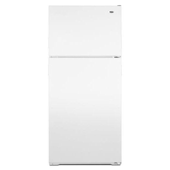 14.4 cu. ft. ADA Compliant Top-Freezer Refrigerator - white