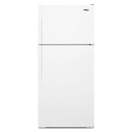 15.9 cu. ft. Top-Freezer Refrigerator with Full-Width Crisper - white