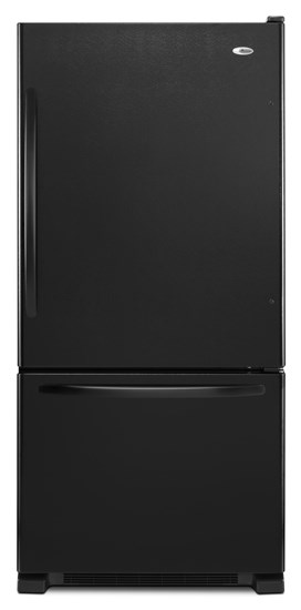 21.9 cu. ft. ENERGY STAR(R) Qualified Bottom-Freezer Refrigerator