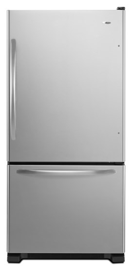 18.5 cu. ft. ENERGY STAR(R) Qualified Bottom-Freezer Refrigerator