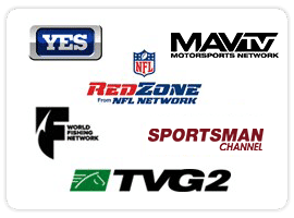 Sports Package Channels