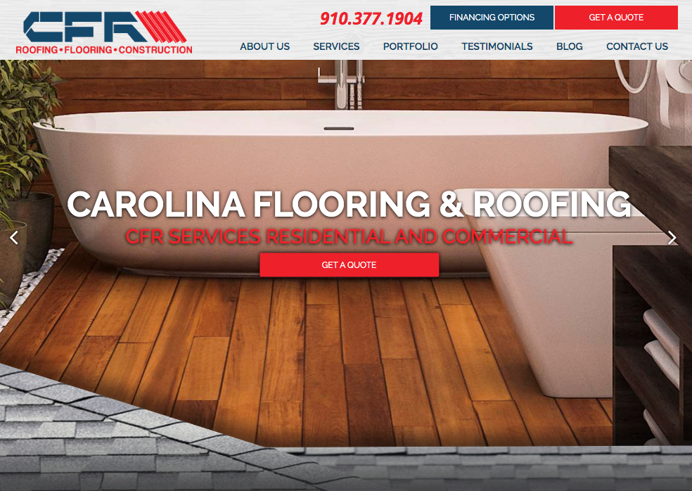 Carolina Flooring and Roofing