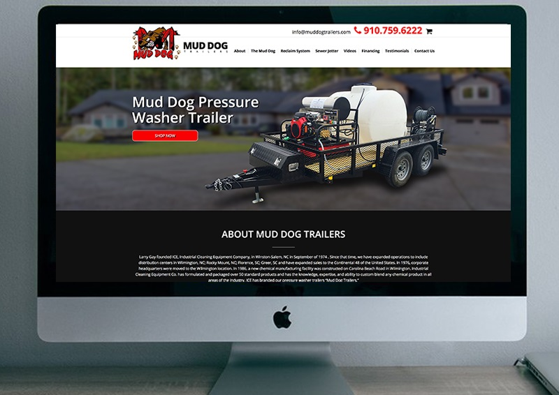 Mud Dog Trailers