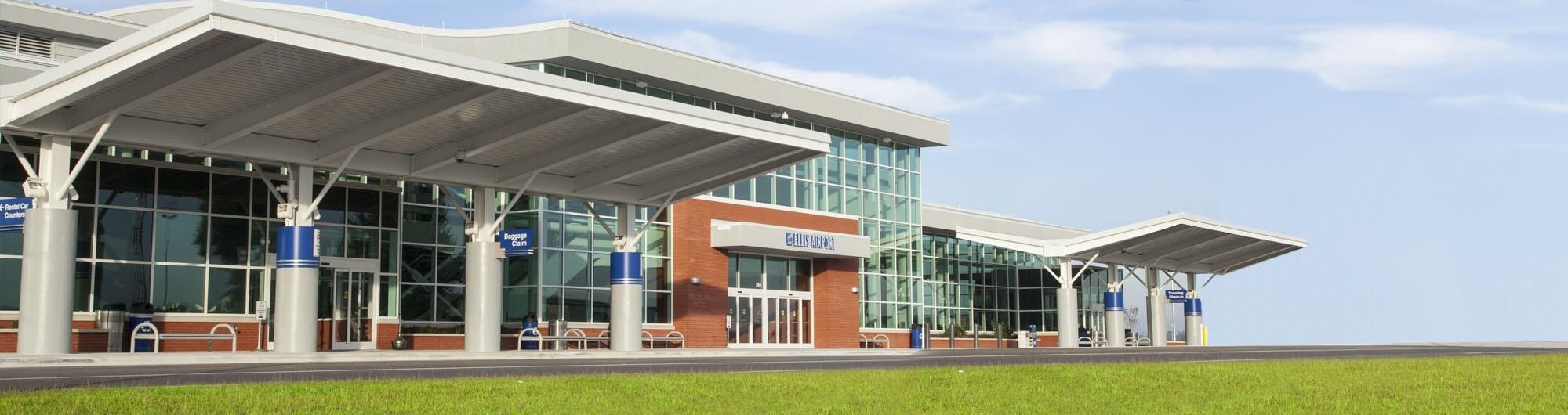 Albert J Ellis Airport Oaj Fly Oaj