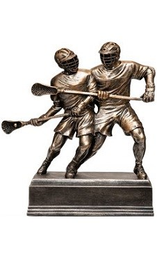 Lacrosse Sculptures