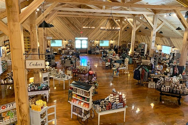 Mike's Farm Gift Shop