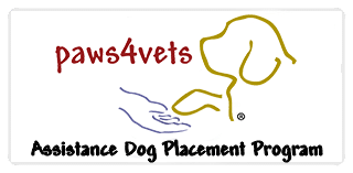 Paws4Vets Logo