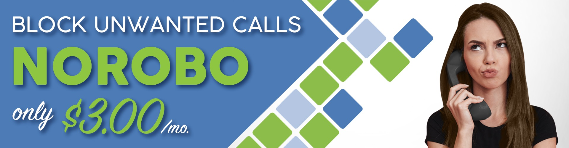 Block Unwated Calls with NoRobo