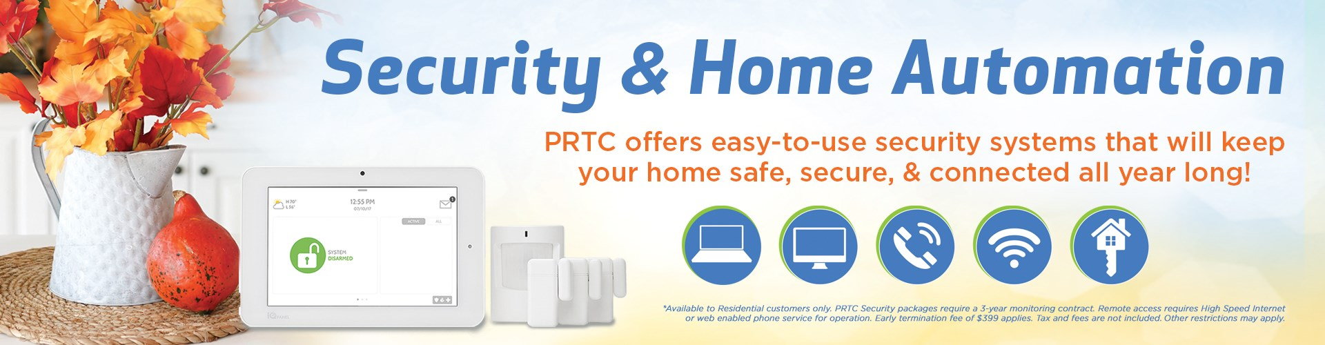Security and Home Automation