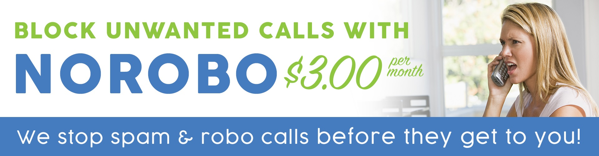 No Robocalls