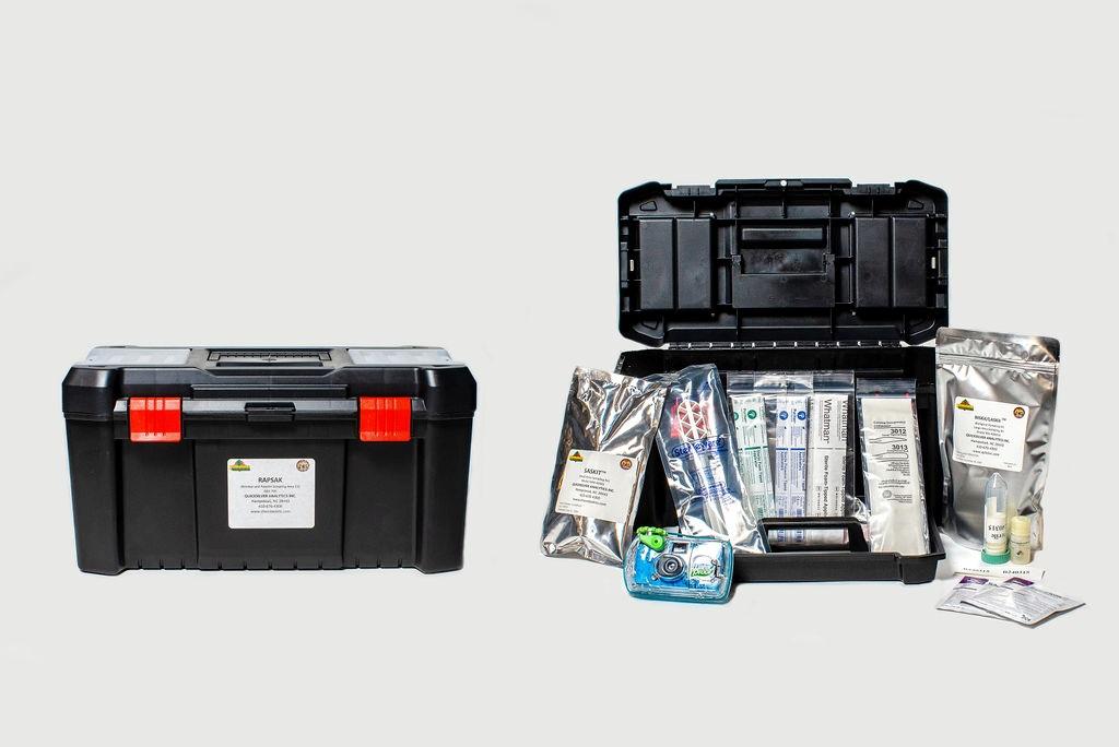Residue & Powder Sampling Area Kit