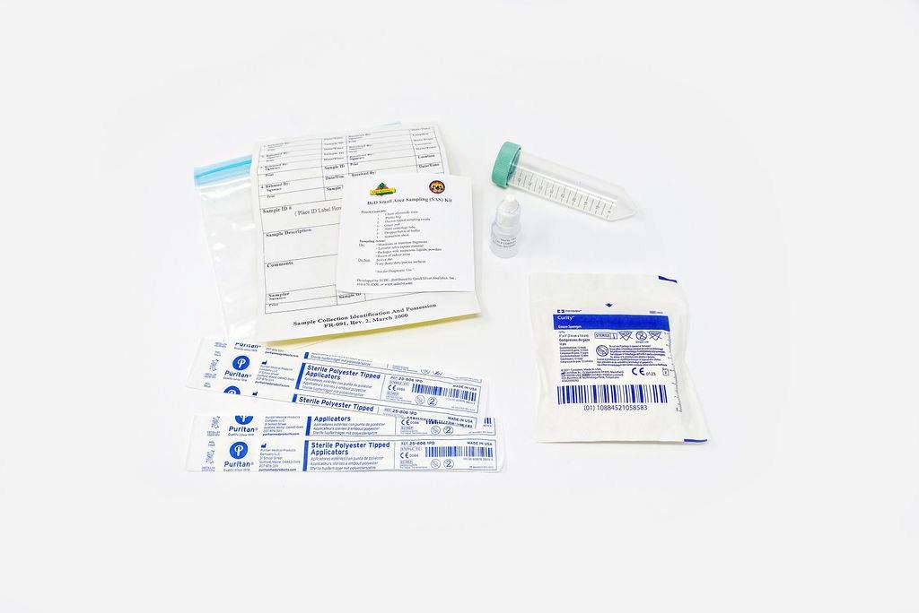 Small Area Sampling Kit (SAS Kit)