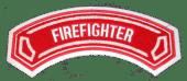 Chenille Firefighter