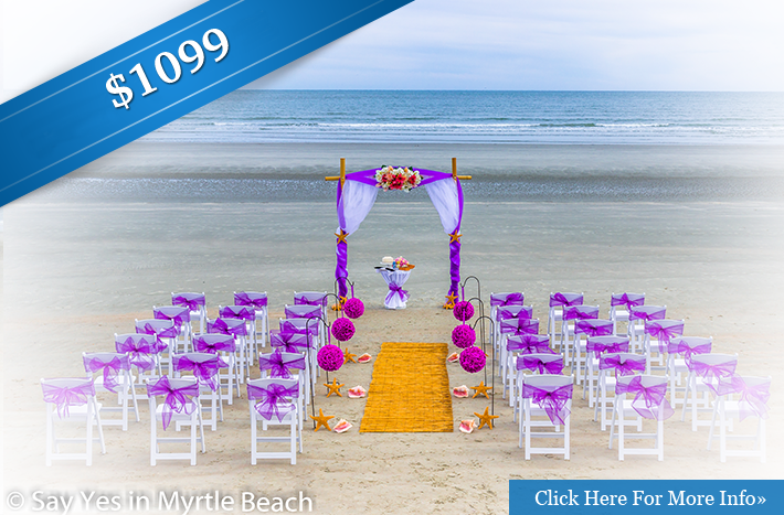 all inclusive wedding package