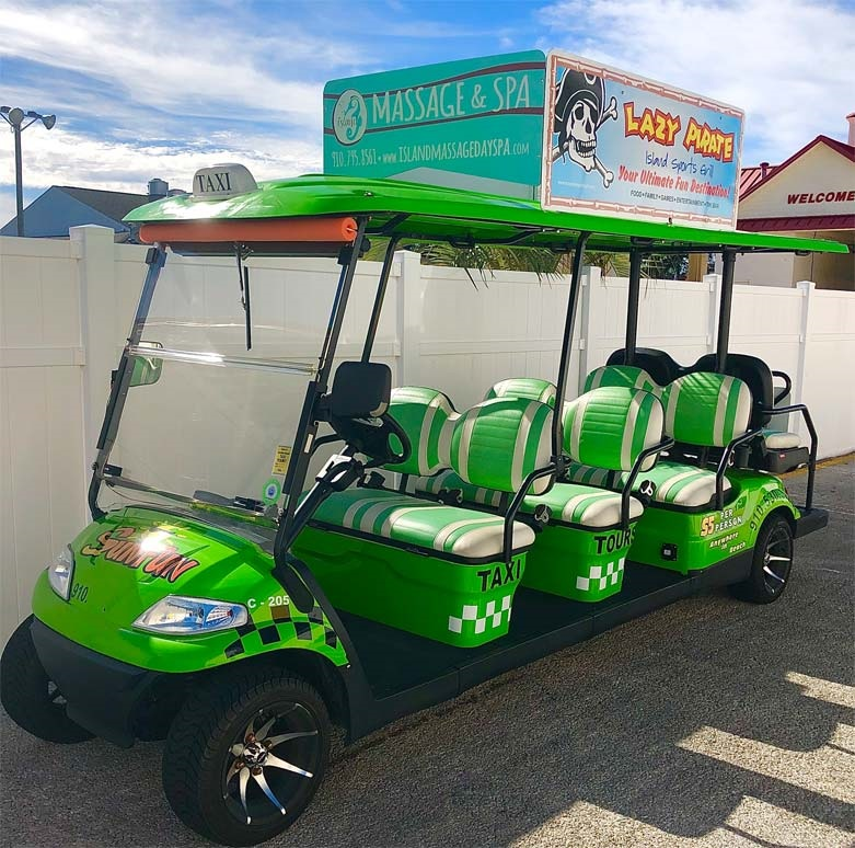 Golf Cart Taxis