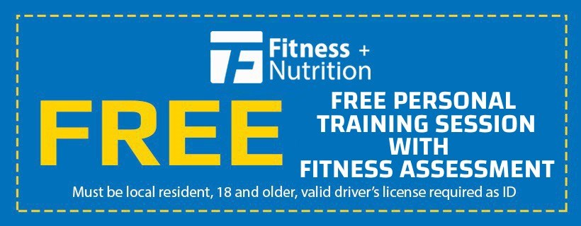 Free Personal Training Session with Fitness Assessment