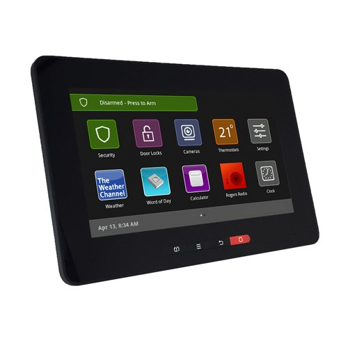 SmartHome Touchscreen